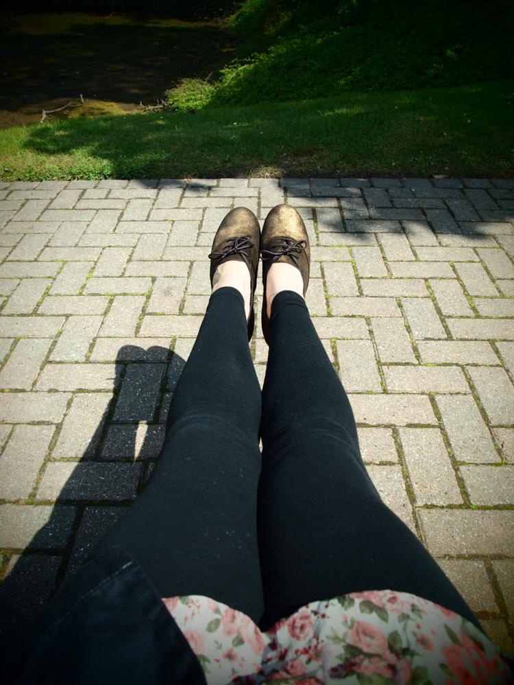 bronzeshoes